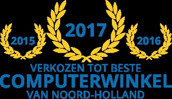 Bokumo verkozen tot beste computerwinkel van Noord-Holland